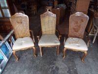 Chairs*Antique*Claw Legs*Solid Wood*All Three