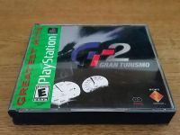 1999 PlayStation 1 - Gran Turismo 2(Greatest Hits) - manual present, no scratches, works