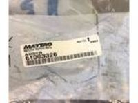 61003326 New Whirlpool Refrigerator Ice Auger
