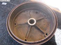 Thing rear brake drum