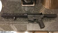For Sale: Aero Precision 10.5 Quantum 5.56/.225 AR pistol upper or complete pistol