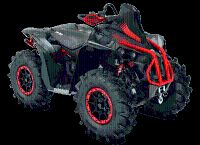 2018 Can-Am Renegade X MR 1000R Sport ATVs Olive Branch, MS