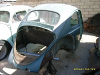1964 Bug Roof Section