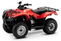 2016 Honda FourTrax Recon Utility ATVs North Reading, MA