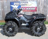 2018 Polaris Sportsman 850 High Lifter Edition Sport-Utility ATVs Katy, TX