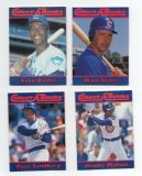CHICAGO CUBS GREATS COLLECT-A-BOOKS LOT - BANKS, GRACE...