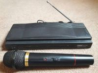 Wireless Karaoke Microphone With Wireless Receiver