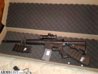 For Sale/Trade: Smith and Wesson m&p ar15