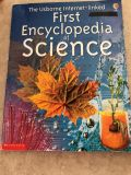 Scholastic First Encyclopedia of Science book