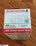 For Sale: Winchester 45 ACP