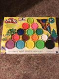 LARGE PLAY DOH SET WITH TOOLS