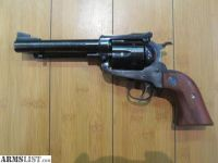 For Sale: Ruger Super Blackhawk .44 Magnum Revolver (with Box and Docs)