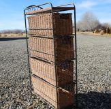 Storage baskets (4)