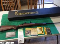 For Sale: Browning A-Bolt lll
