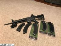 For Sale/Trade: Smith & Wesson M&P 15-22 AR