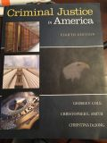 Criminal Justice in America eighth edition