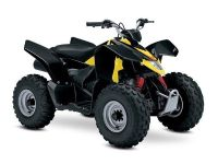 2017 Suzuki QuadSport Z90 Sport ATVs Santa Clara, CA