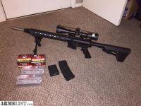 For Sale/Trade: AR 15 Varmint Rifle