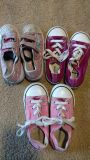 Little girls size 10 shoes