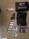 For Sale: Smith and Wesson Bodguard