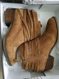 Size 6.5 brand new ankle boots