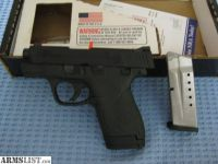 For Sale: Smith & Wesson M&P Shield 9 with Thumb Safety