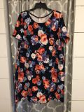 Floral Dress (maternity or plus size)