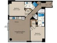 $7380 Two BR for rent in McLean