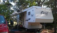 2001 Excel 5th wheel (Full timers RV)