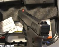 For Sale: Glock 19 Gen 4 - Brand New - Talo Edition w/ Night Sights