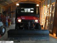 For Sale: 2005 Polaris Ranger 500 4x4 w/Snow Plow