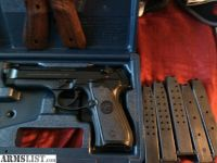 For Trade: BERETTA 92FS U.S.A