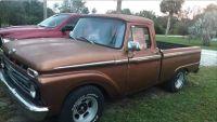1966 Ford F100 Truck for sale in Vero Beach, FL.