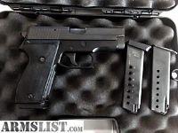 For Sale: Sig Sauer P6 (P225) 9mm DA/SA w/Tritium Night Sights