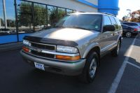 2002 Chevrolet Blazer LT (tan)