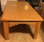 Southwest coffee table plus 3 more