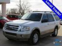 2013 Ford Expedition White, 38K miles