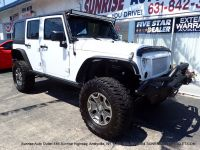 Used 2013 Jeep Wrangler Unlimited 4WD 4dr Rubicon 10th Anniversary, 75,914 miles