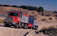 Dump truck & dump trailer financing for all credit types