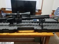 For Sale/Trade: Ruger AR-15 with Match Barrel NY Compliant