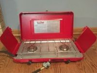 camping propane stove