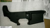 For Sale: Brand new ar15 forged 80% lower receivers