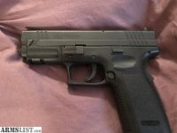For Sale: Springfield XD 45