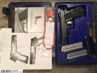 For Sale: 1911 Dan Wesson V-Bob 9mm