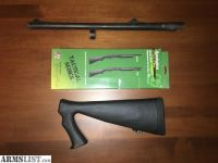 For Sale/Trade: Remington 870: 20 Barrel, Magazine Extension, and Buttstock