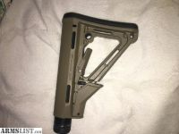 For Trade: Fde magpul stock for black
