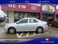 2009 Toyota Corolla LE-CLOTH-CD-MP3
