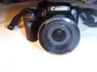 Canon PowerShot SX510 HS 12.1 MP Digital Camera - Black with