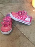 Peppa pig tennis shoes. Size 6