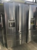 Lg French 4 Door Refrigerator Stainless Steel